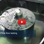 StormFilter Flow Test